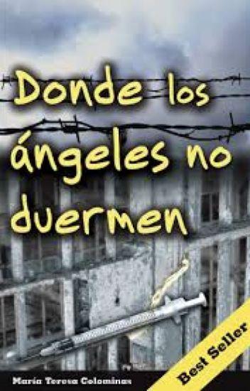 Donde Los Ángeles No Duermen- María Teresa Colominas