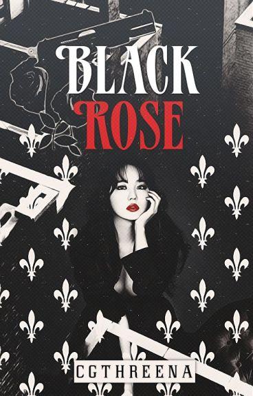 Black Rose by cgthreena