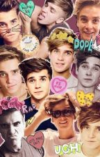 Joe Sugg Imagines by RaeAnns_readings