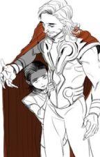 Little Loki by rainbowchild17