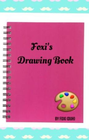 Meh Drawing Book by FoxiPaw_Gaming