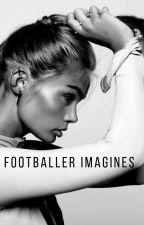 Footballer Imagines by moonlightxwolf