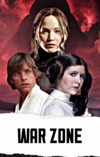 War Zone   Luke Skywalker