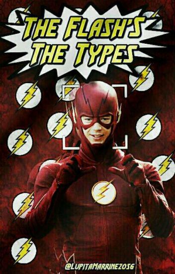 The Flash's The Type #DcComicsAwards