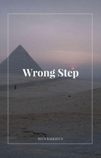wrong step | baekhyun