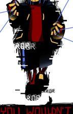 ERROR Sans(Traduccion serie de comics) by AnonimaVienKhul