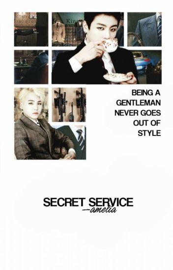 secret service | jungkook
