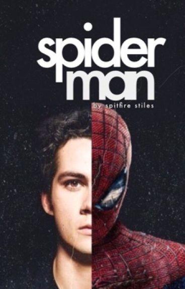 spiderman [ stiles stilinski ]