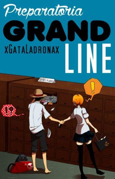 ✎Preparatoria Grand Line.