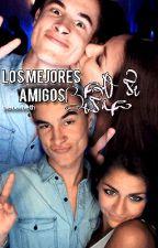 Los Mejores Amigos No Se Besan. {kian lawley - one shot} by betherslawley