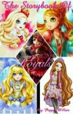Ever After High: The Storybook of Royals by xx_kittylox_xx