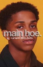 main hoe - gd by DOLANFUL
