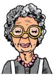 My granny's a bankrobber by Sandsticks