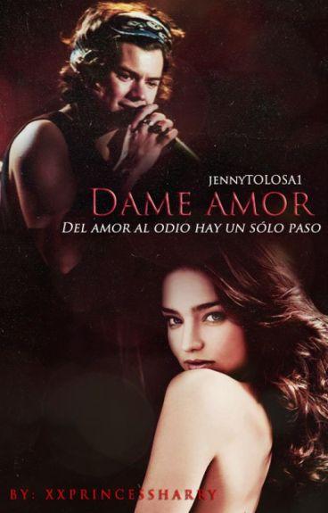 Dame Amor - Harry Styles [EN EDICIÓN]