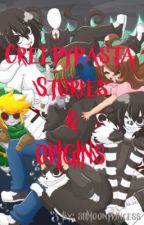 Creepypasta Stories & Origins by 811MoonPrincess