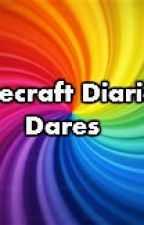Minecraft Diaries Dares by _AphmauFan_