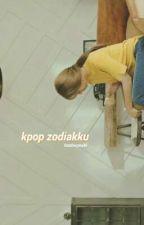 kpop zodiac by stansluggie