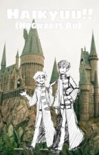 Haikyuu ! !  [Hogwarts Au]  by miche_chiiii