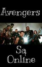 Avengers są ONLINE by ZagubionyChochlik