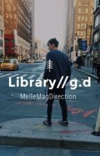 Library//g.d ☑️ by MelleMagDirection