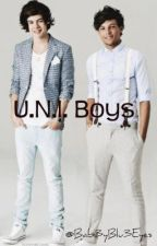 Uni Boys [Larry Stylinson] Completed by Bab3yBlu3Eyes