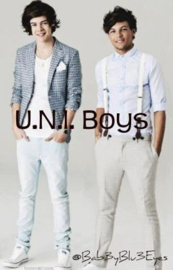 Uni Boys [Larry Stylinson] Completed