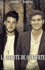 La Suerte De Quererte ↭Isaac Lahey, Theo Raeken↭  by lainvisible16