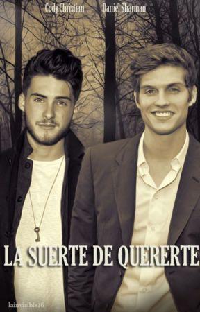La Suerte De Quererte ↭Isaac Lahey, Theo Raeken↭  by lainvisible18