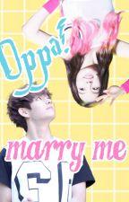 Oppa!Marry me by Ilovsparks