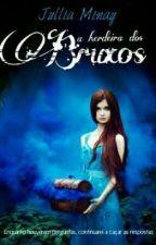 Herdeira Dos Bruxos by Jullia_minay