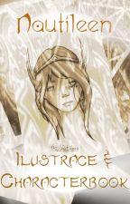 『ART』 Ilustrace & characterbook | Nautileenina tvorba by Nautileen