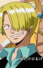 Sanji x reader - Our lives by BreadMustDie
