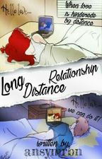 Long Distance Relationship by ansymrbn
