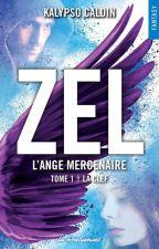 ZEL, l'ange Mercenaire (RÉÉCRITURE) by Kalypso-II