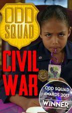 Odd Squad - Civil War by JonathanEllison