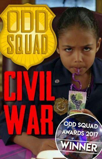 Odd Squad - Civil War