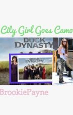 City Girl Goes Camo (Duck Dynasty Fanfic) by BrookiePayne