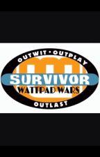 Survivor: Wattpad Wars by WinterRaptor