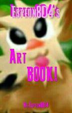 Espeon804's Art Book! (And Randomness) by Espeon804