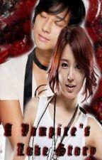A Vampire's Love Story by haneul_08