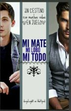 Mi Mate, Mi Lobo Mi Todo by diegoLugo13