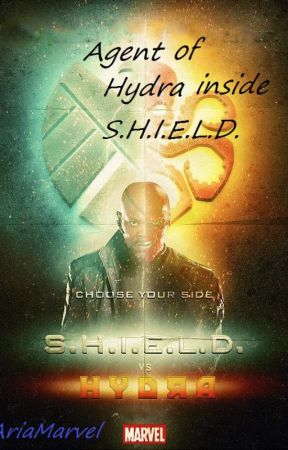 Agent of Hydra inside S.H.I.E.L.D. by AriaMarvel