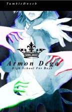 Armon Dega High School For Boys by ShadowCutie