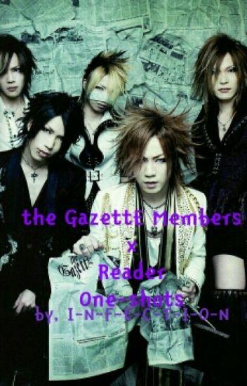 the GazettE Members x Reader One-shots [Under editing]