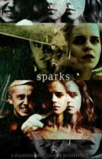 Sparks (A Dramione One Shot) by -bambi-