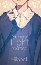 School fight (zodiacal)  by Bells-mau