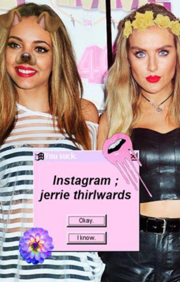 Instagram ; jerrie thirlwards