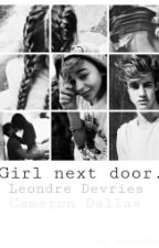 Girl next door || L.D by NiceNath666