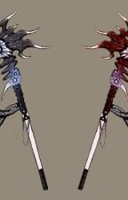 Twins of Death by shinigamicat