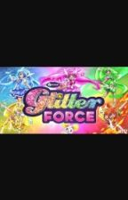 Glitter Force : The New Generation   by Mrs_sakamaki02
